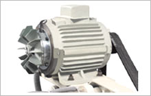 Clutchless Motor with EBS (Electronic Break System)